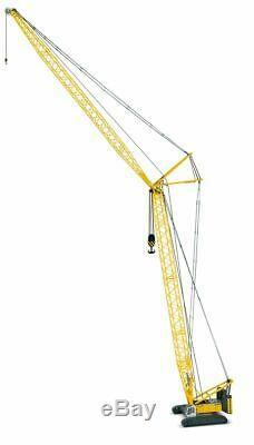 NZG 788 LIEBHERR LR1300 Large Crawler Crane Liebherr Livery Scale 150