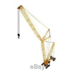 NZG 843 Large LIEBHERR LR1600/2 + DERRICK Crawler Crane Scale 150