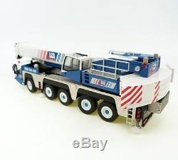NZG AUSTRALIAN Terex AC200-1 Mobile Crane LCR Group Diecast Scale 150