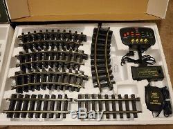New Bright Holiday Express Animated Train Set No. 384 G Scale Christmas Railroad