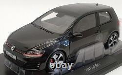 Norev 1/18 Scale 188550 2013 Volkswagen Golf GTi Black