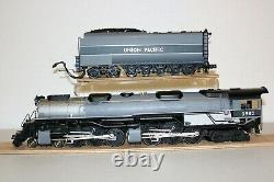 O SCALE BRASS Sunset 3rd Rail 3 RAIL UP GRAY CHALLENGER 4-6-6-4 #3982 NICE