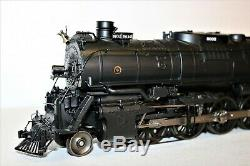 O Scale Brass Sunset 3rd Rail 2-RAIL Santa Fe TEXAN 2-10-4 #5032 LIKE NNEW UNIT