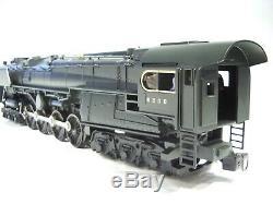 O-scale Lionel 6-38028 Pennsylvania S-2 Steam Turbine #6200 6-8-6, 3 rail