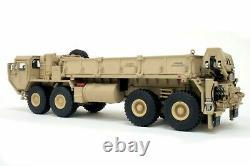 Oshkosh HEMTT M985 A2 Cargo Truck Desert Tan TWH 150 Scale #077-01074 New