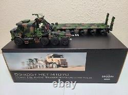 Oshkosh HET M1070 Transporter M1000 Trailer Sword TWH 150 Scale #SW1500-C New