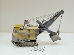 P&H 4100XPC Mining Shovel WEATHERED 1/160 N Scale TWH Weiss
