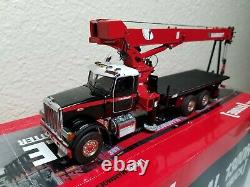Peterbilt 357 National 1300H Boom Truck Mammoet Sword 150 Scale #410014 New