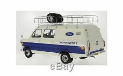 Premium Classixxs Pcl30061 Ford Transit Mk1'ford Motorsport Van 118 Scale