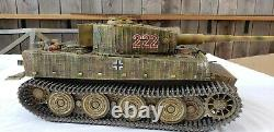 RARE Forces Of Valor 116 Scale WWII German Tiger Tank Diecast Metal Model