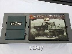 RARE Forces Of Valor 85504 116 Scale WWII German Tiger Tank Diecast Metal Model