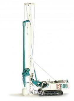 ROS 00211 Casagrande Hydraulic Pilling Rig B300 XP White Scale 150