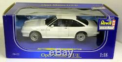 Revell 1/18 Scale 08422 Opel Manta GT/E White Diecast Model Car