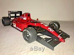 Rosso Ferrari 643 18 scale, Special Limited Rare edition