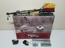 Ruston-Bucyrus 22-RB Crane, Dragline Metal Tracks EMD 150 Scale #T003.1 New