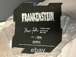 SIDESHOW COLLECTIBLES Ltd Ed. FRANKENSTEIN 1/4 SCALE PREMIUM FIGURE New Other