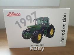Schuco Limited Edition John Deere 7810 Tractor 1997 1/32 Scale