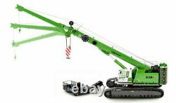 Sennebogen 6113E Crawler Crane with Platform Ros 150 Scale Model #2258 New