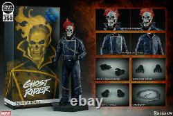 Sideshow Collectibles Exclusive Ghost Rider Classic Variant Ltd 350 -1/6 Scale