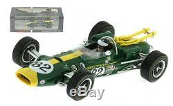 Spark 43IN65 Lotus 38 #82 Winner Indy 500 1965 Jim Clark 1/43 Scale