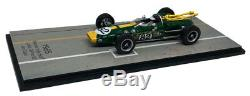 Spark 43IN65 Lotus 38 #82 Winner Indy 500 1965 Jim Clark 1/43 Scale