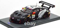 Spark AS033 Porsche 911 GT3R #912 EBM Winner Bathurst 12 Hours 2019 1/43 Scale