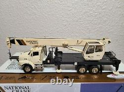 Sterling National 1400 Boom Truck Crane White TWH 150 Scale Model #048-1400