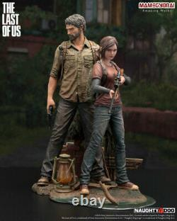 THE LAST OF US Joel & Ellie 1/9 Scale Figure Limited edition Japan Pre-Order