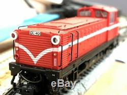 Taiwan Ali-Shan forest railway HOe scale diesel locomotive No. #DL-39 #DL-43