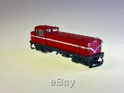 Taiwan Ali-Shan forest railway HOe scale diesel locomotive No. #DL-39 #DL-43