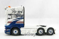 Tekno 68078 SCANIA R Topline 6x2 Prime Mover Bohlins Transport AB Scale 150