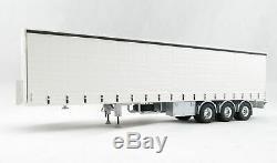 Tekno 74009 Australian 3-axle Curtainside Trailer Scale 150