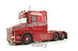 Tekno 74203 Scania Torpedo Highline 6x2 Truck Rimatrans Scale 150
