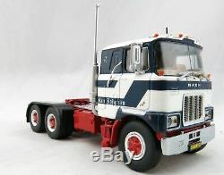 Tekno 74413 Mack F700 Prime Mover 6x4 Kim Johansen Truck Scale 150