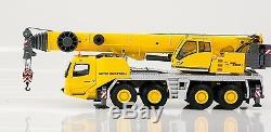 Towlseys TWH ZTOS003 GROVE GMK 4100L MOBILE CRANE FOUR AXLE YELLOW Scale 150