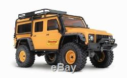 Traxxas TRX-4 110 Land Rover Defender Trophy Limited Edition Scale Crawler RTR