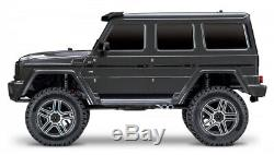 Traxxas TRX-4 110 RTR Mercedes G Limited Edition + Lichtset 4x4 Scale Crawler