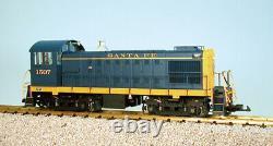 USA Trains G Scale R22551 Santa Fe blue/yello Alco S4 Diesel Switcher Locomotive