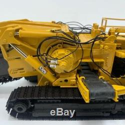 Vermeer T1255 Commander 3 Tractor with Track Chain Trencher by TWH 150 Scale NEW