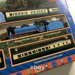 Vintage BACHMANN 00668 Thomas The Train & Friends Complete Ready HO Scale Set