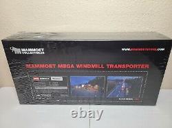 Volvo FH4 Mega Windmill Transporter Mammoet WSI 150 Scale #410253 New