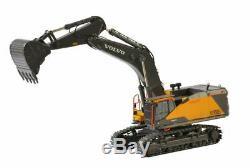WSI 61-2001 Large Volvo EC950E Tracked Excavator Diecast Scale 150