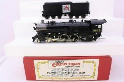 Walthers Brass Circus Train HO Scale Pacific Locomotive & Tender Sunset Models