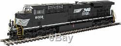 Walthers HO Scale GE GEVO Diesel (DCC/ESU Sound) Norfolk Southern/NS #8008