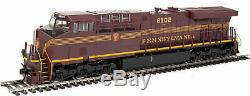 Walthers HO Scale GE GEVO Standard DC Norfolk Southern/Pennsylvania ES44AC #8102