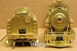 Westside KTM Southern Pacific TW-8 4-8-0 Mastodon Un-painted Brass O Scale