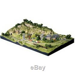 Woodland Scenics ST1482 Scenic Ridge N Scale Layout Kit