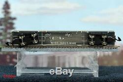 Z Scale Märklin Z 8189 50 year Annv California Zephyr Silverplate Train Set EC